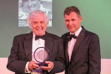LAC Member Brian Redman Inaugurated into Hall of Fame