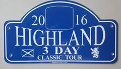 Highland 3 Day Report 2016