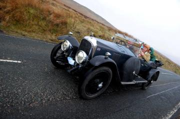 Centenary Celebrations of the Waddington Fell Open Hill Climb