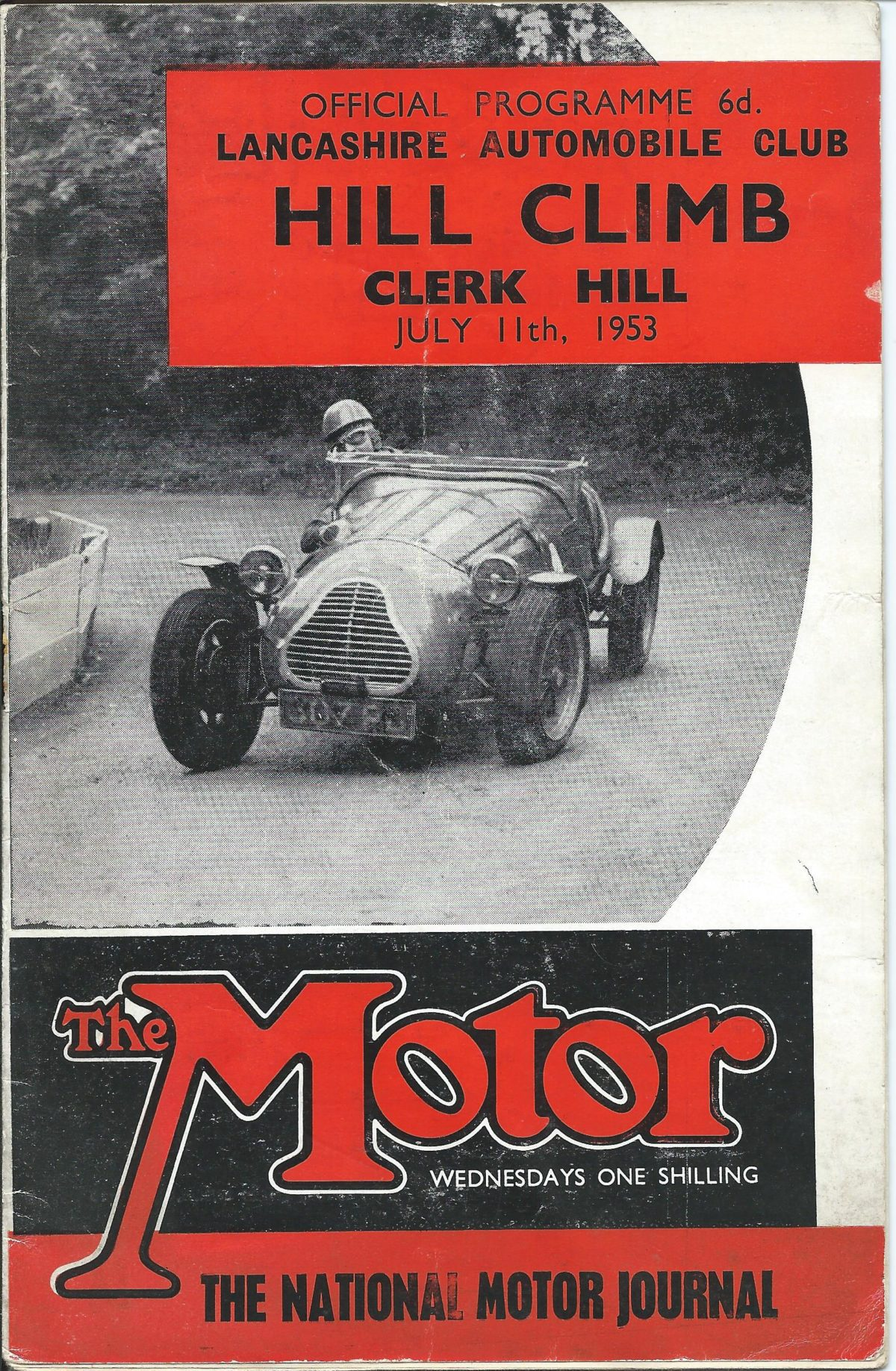 LAC – Clerk Hill Hillclimb