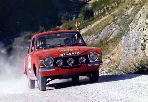 The Liege Rally