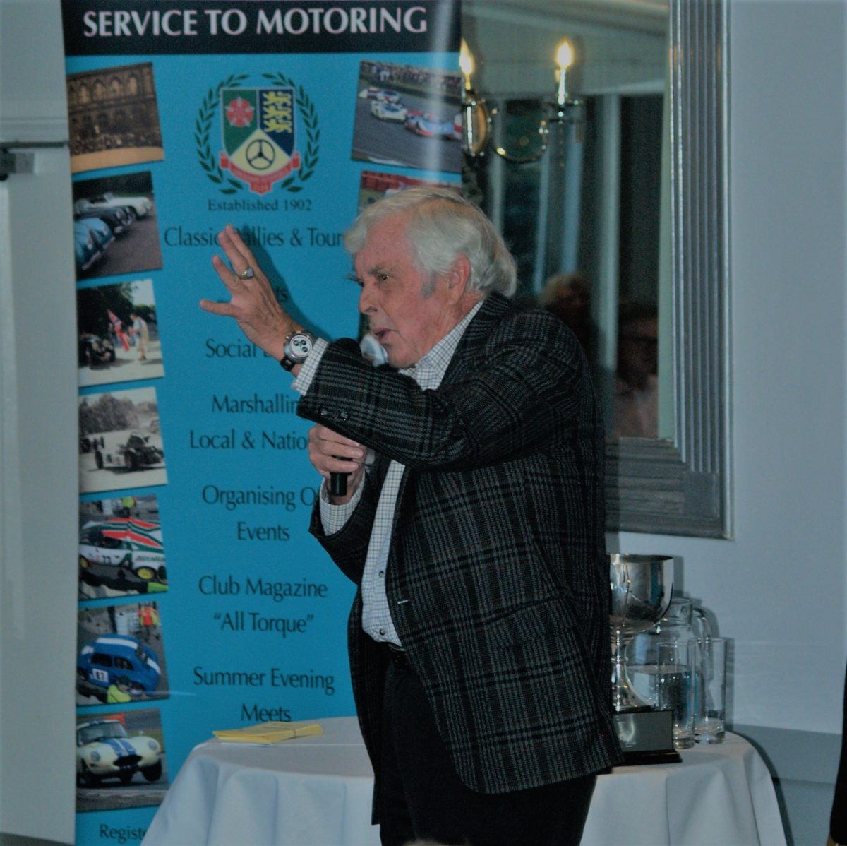 Brian Redman safe after going 'missing' onthe Bahamas in the recent hurricane