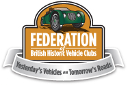 Federation of British Historic Vehicle Clubs Conference 12th October 2019