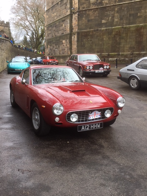 St Georges Day Run – Demdyke Rally Report April 22nd