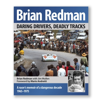 Brian Redman – Sportsmans Lunch