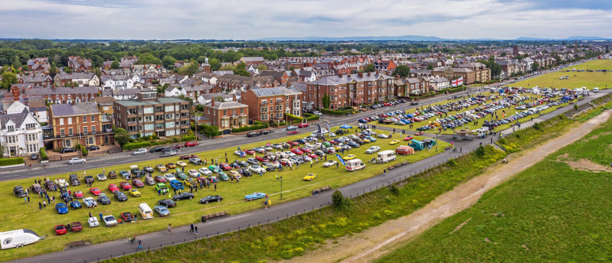 Classic Cars on Lytham Green – postponed