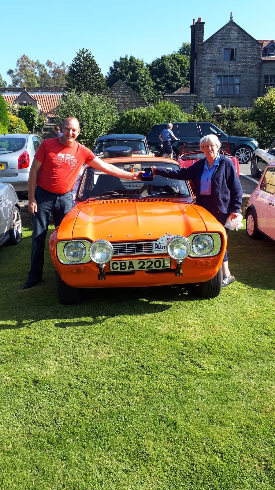 Coast to Coast Classic Car Run 10th July 2021