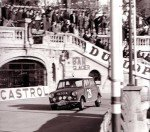 Mike Wood's 1963 Monte Carlo Rally